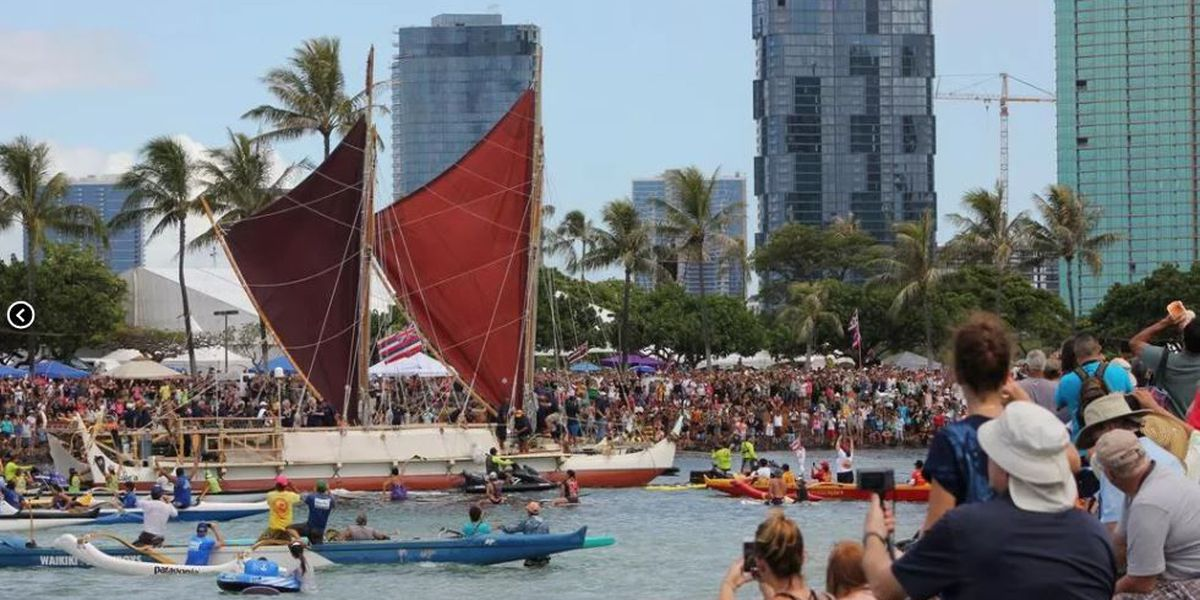 2017 in review: Hokulea united a state by sharing a message of aloha around the world