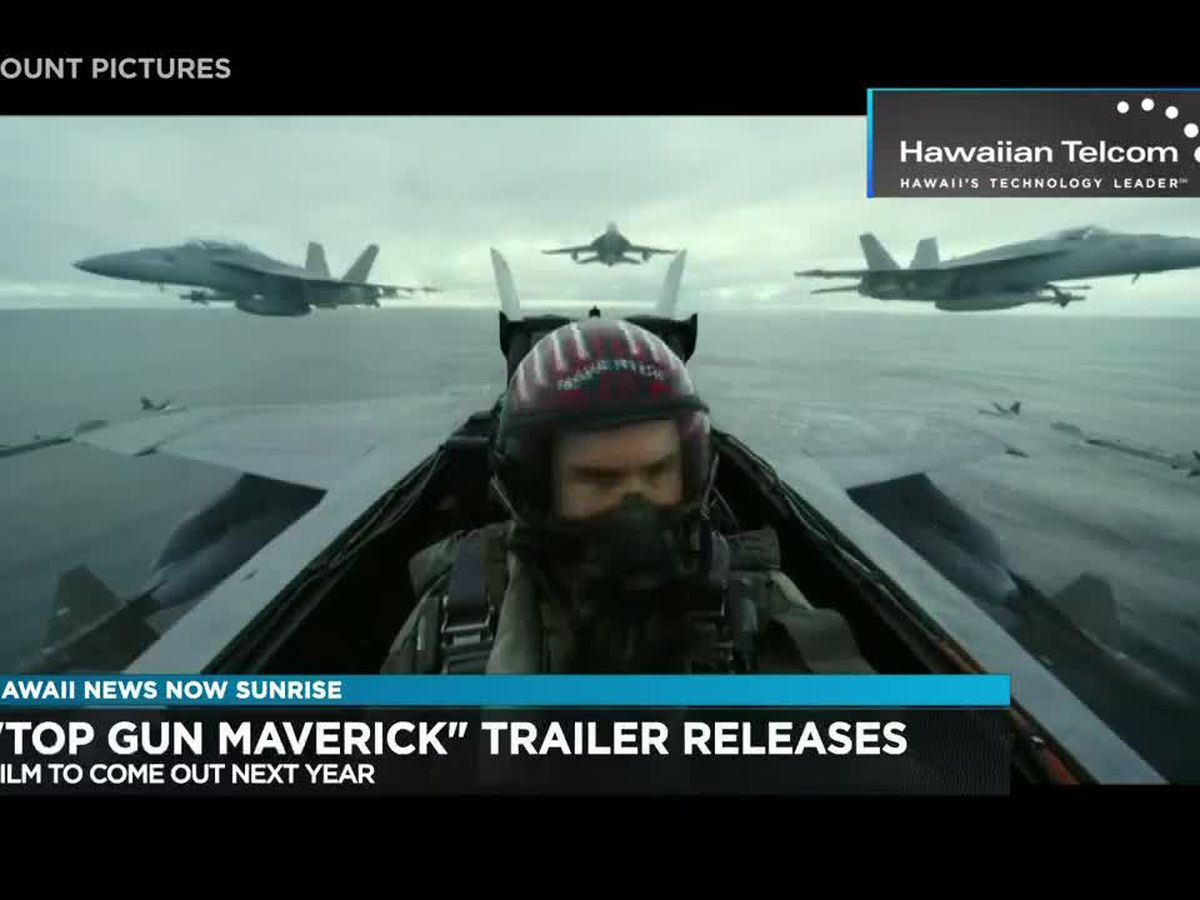 What's Trending: Top Gun Maverick releases first trailer