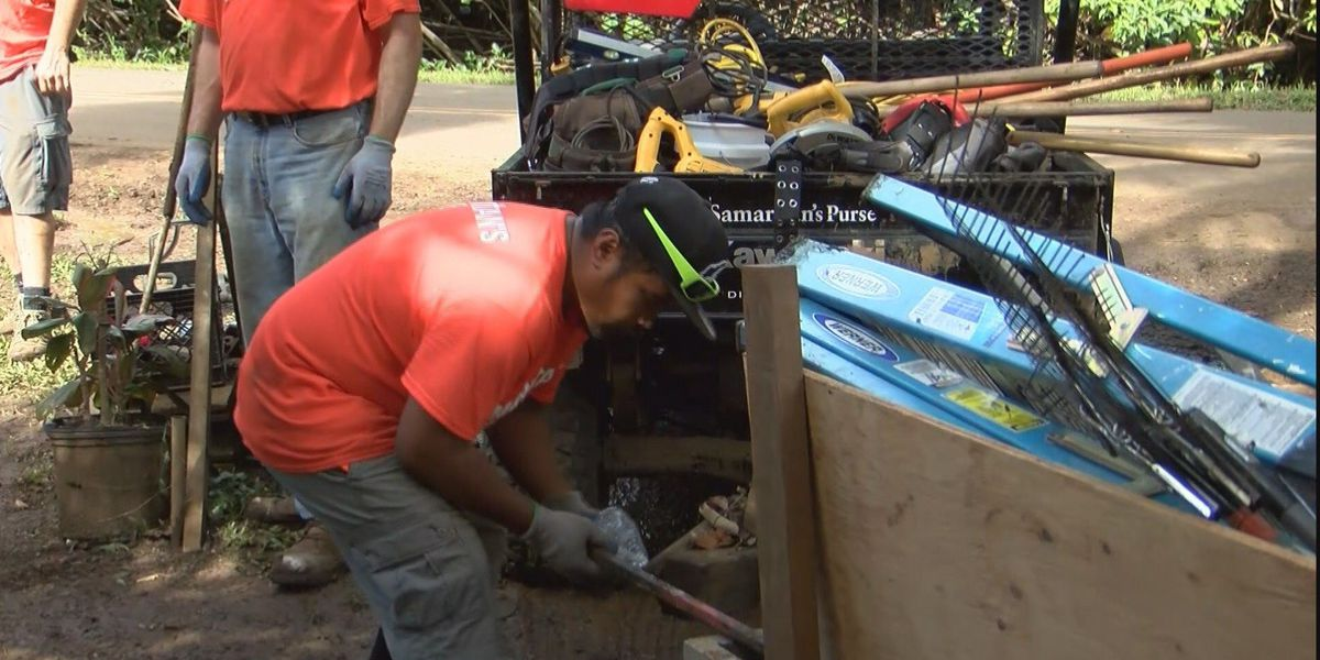 Nearly 2 months after historic floods, recovery on Kauai has just begun