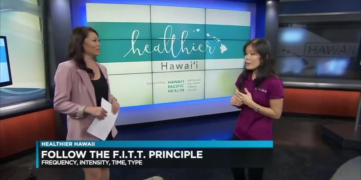 Healthier Hawaii: How to start seeing exercise as a prescription
