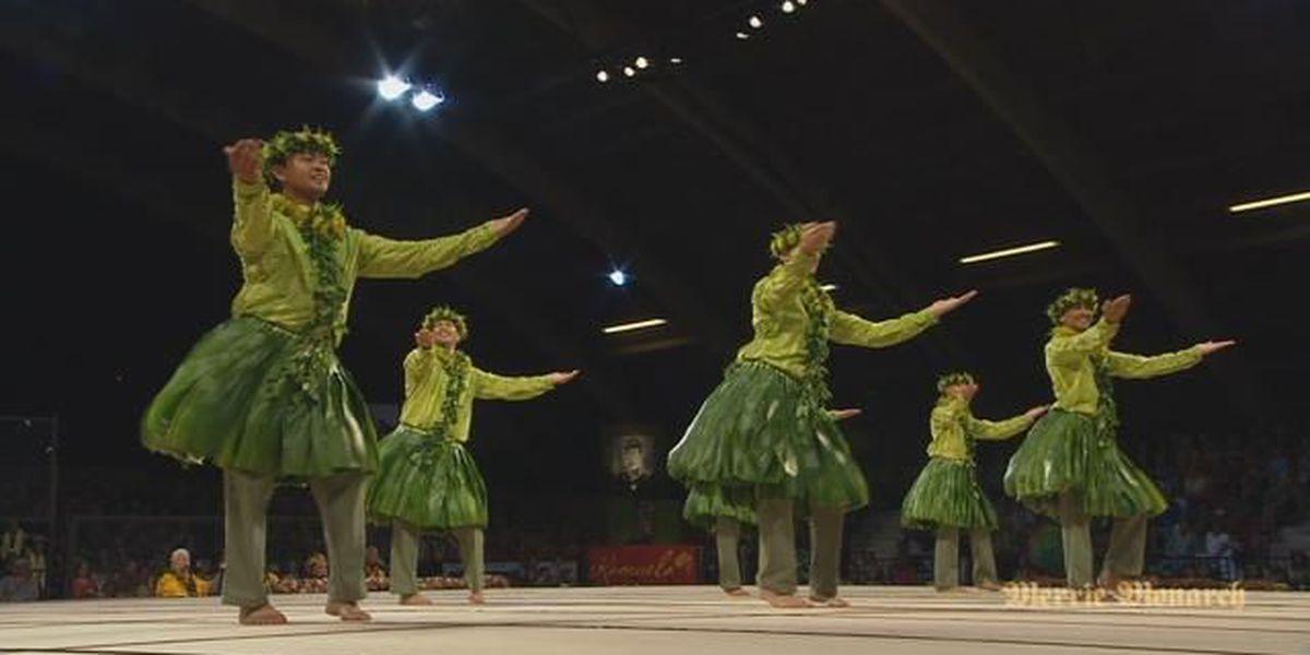 2018 Merrie Monarch: Hula 'Auana: Kawaili'ula (Kane)
