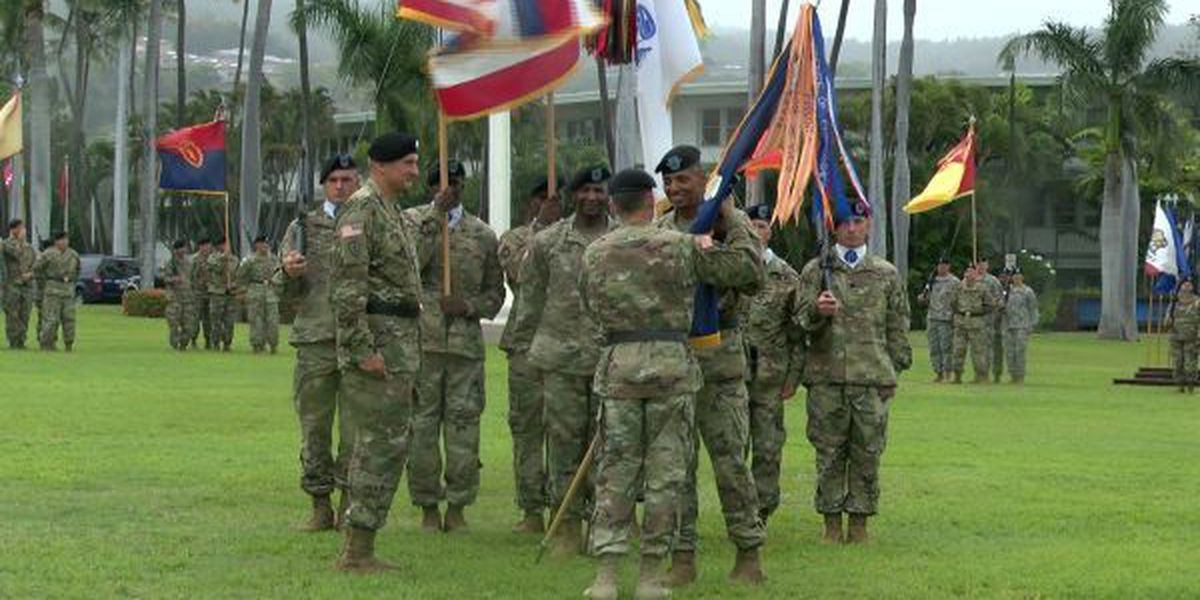 New commander takes over US Army Pacific
