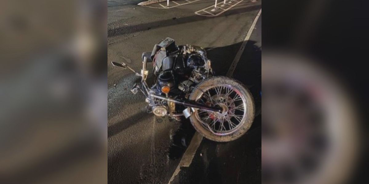 Man in critical condition following motorcycle crash in Kahului