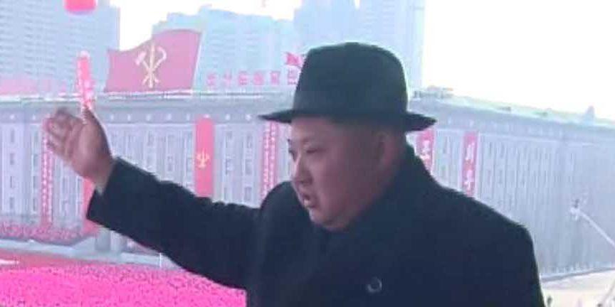 Kim Jong Un's regime issues threat to America