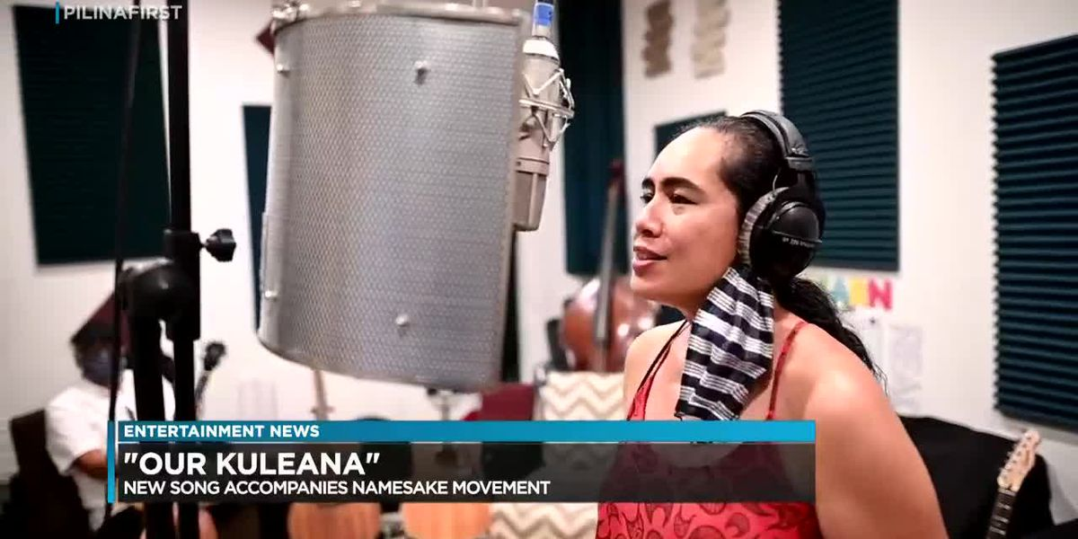 """Entertainment: Pandemmys, new song """"Our Kuleana, Kainani Kahaunaeleʻs daughters & Natural Vibrations"""