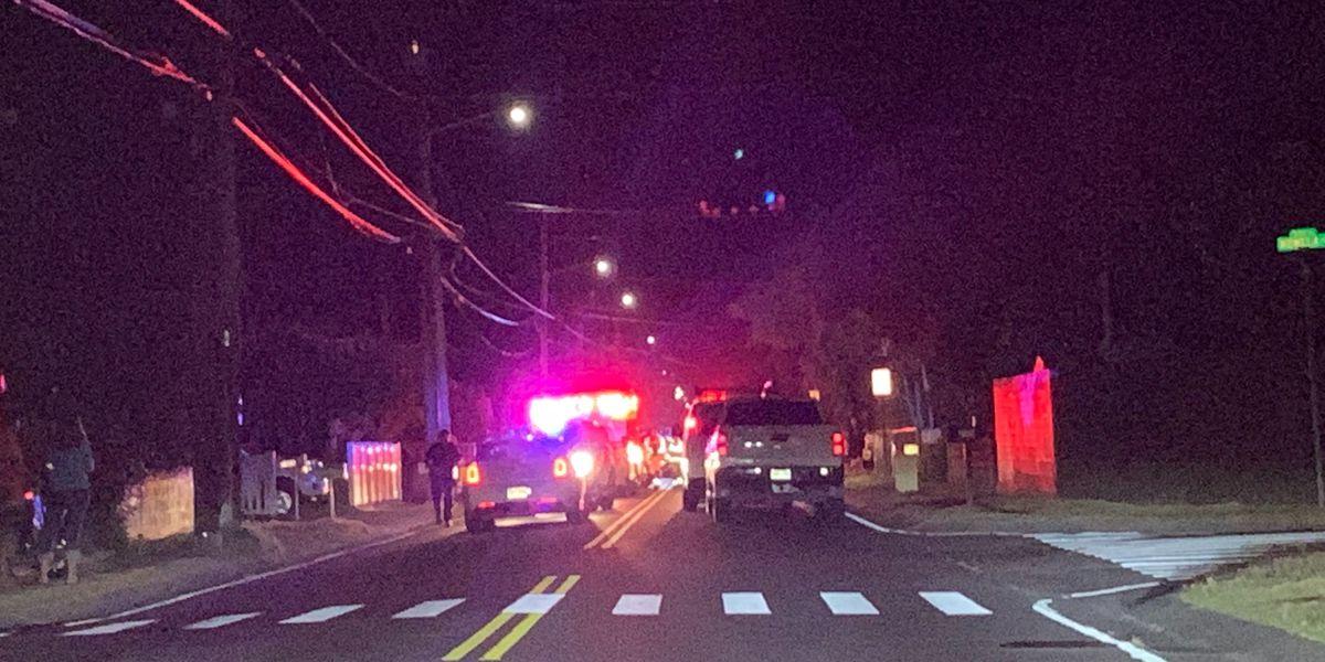 Police investigating serious pedestrian crash in Kailua