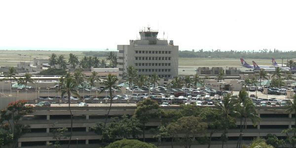 Naked man gives Honolulu airport 4th security fence breach