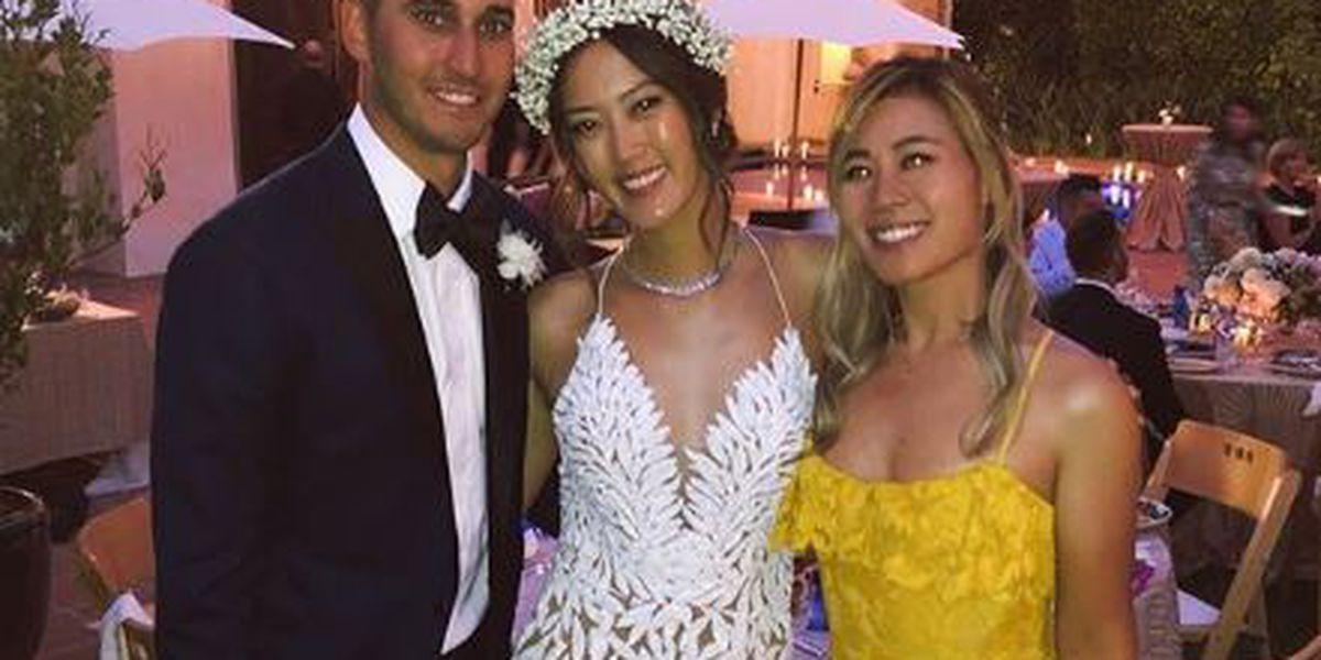 Michelle Wie marries Jonnie West in California