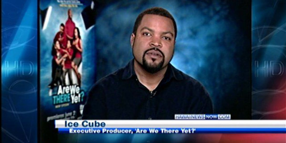 Music artist and actor Ice Cube takes on new TV project