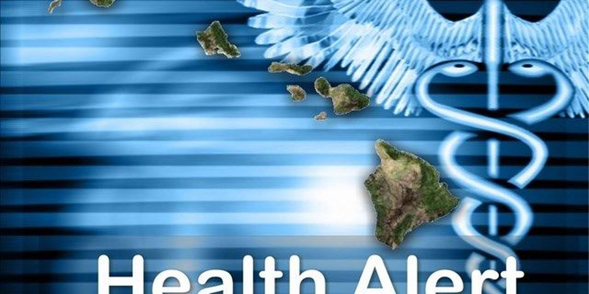 Three new cases of measles confirmed in Hawaii