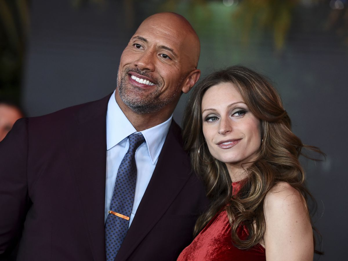 'We do': Dwayne 'The Rock' Johnson marries longtime girlfriend