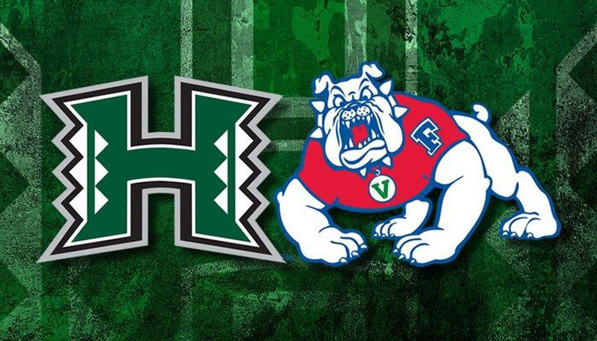 LIVE BLOG: Rainbow Warriors vs  Fresno State Bulldogs