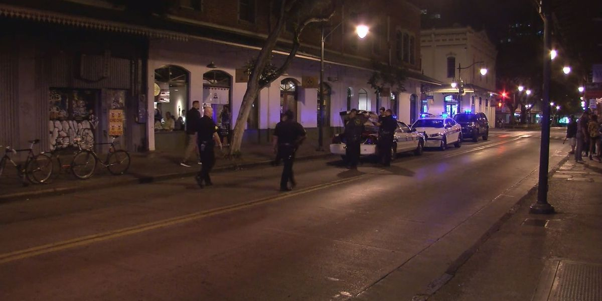Police arrest man after Chinatown stabbing