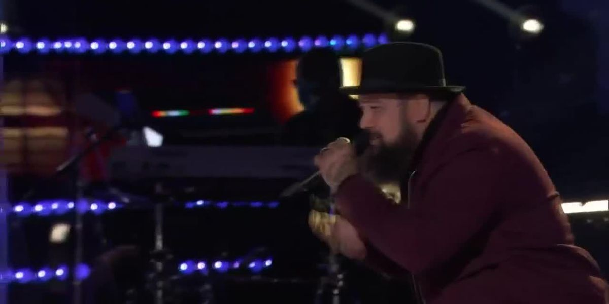 Entertainment: Hawaii's Joseph Soul competes on 'The Voice'