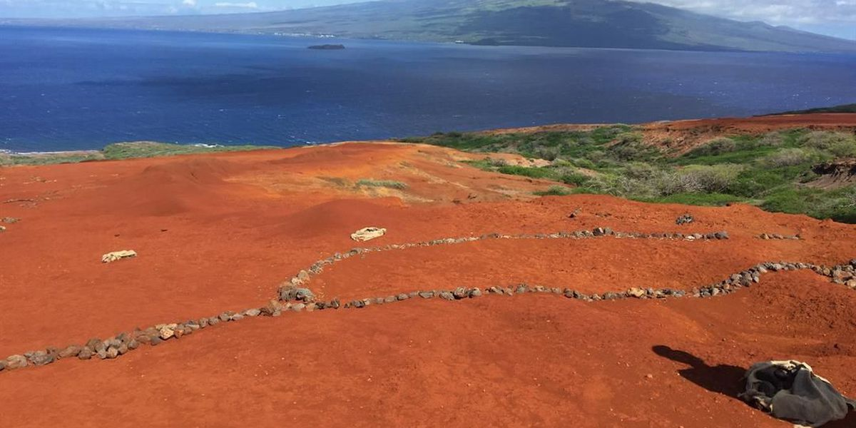 Imagining a future for Kaho'olawe by reclaiming its past: 'Feel the mana'