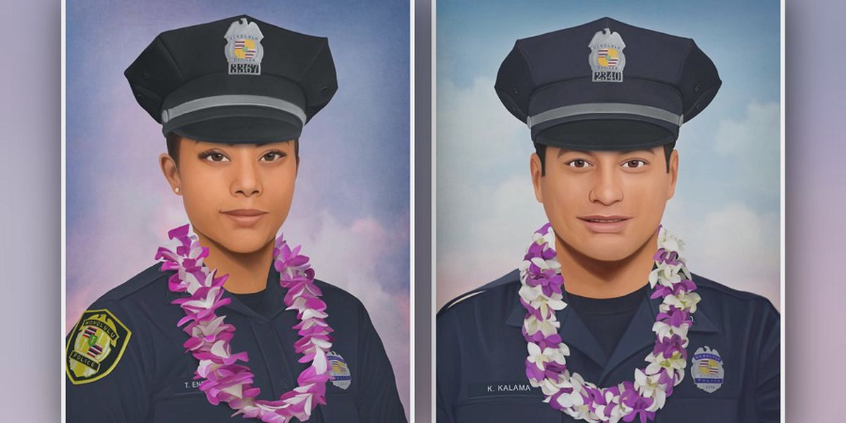 2 Hawaii restaurants to donate proceeds to families of fallen HPD officers