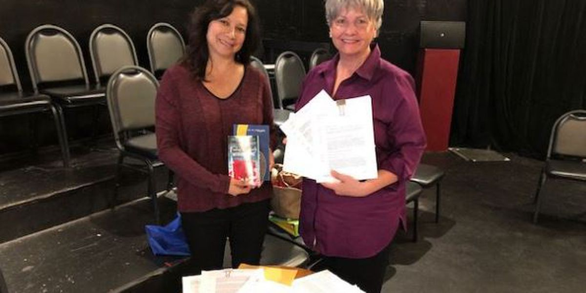 Theater group seeks survivors' stories for play on domestic violence