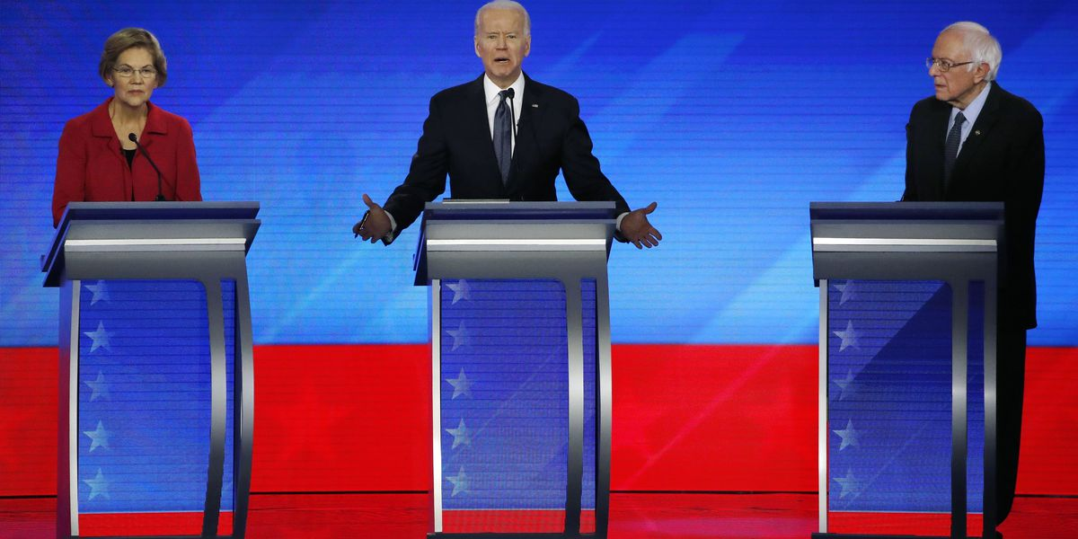 Sanders, Warren under scrutiny as Biden weighs Cabinet picks