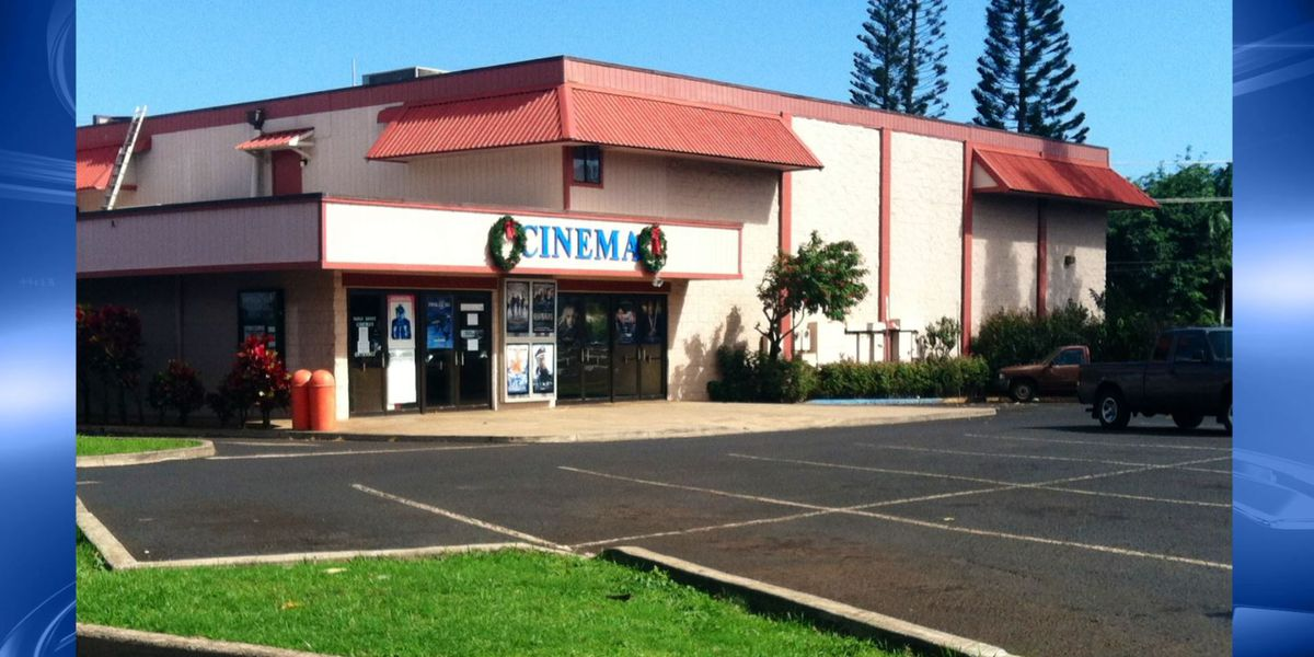 The Kukui Grove Cinema in the heart of Lihue will close its doors for good