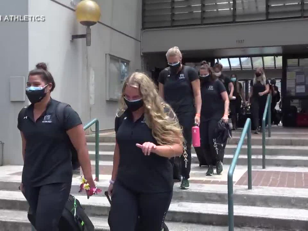 Wahine water polo heads to California in pursuit of a National Championship