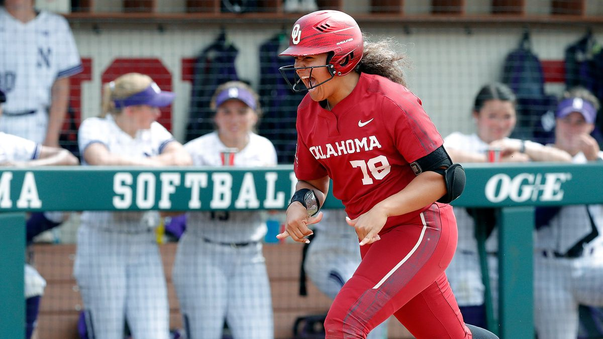 Campbell's Jocelyn Alo and Oklahoma earn No. 1 seed in 2021 NCAA softball tournament