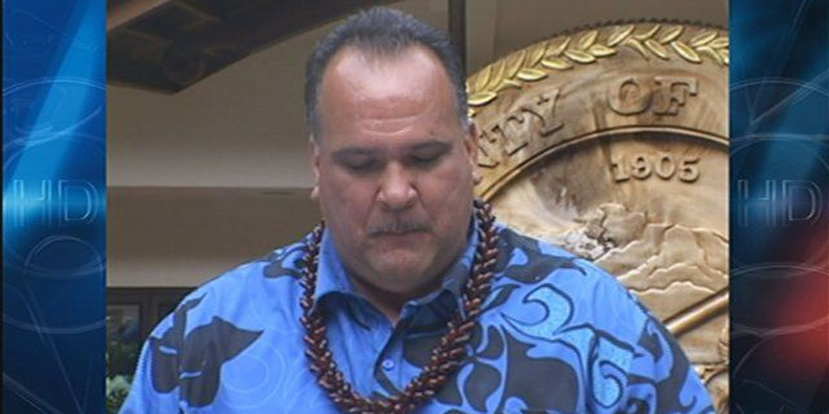 Kauai Mayor Carvalho calls for increase in general excise tax