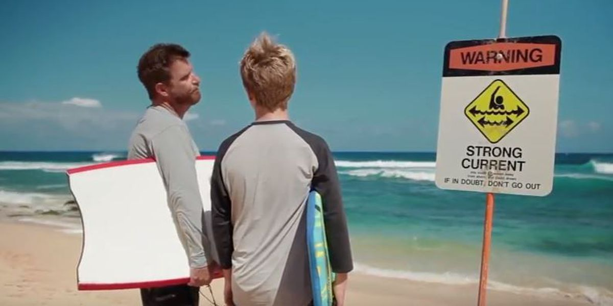 Ocean safety creates hotel room PSAs to help prevent visitor
