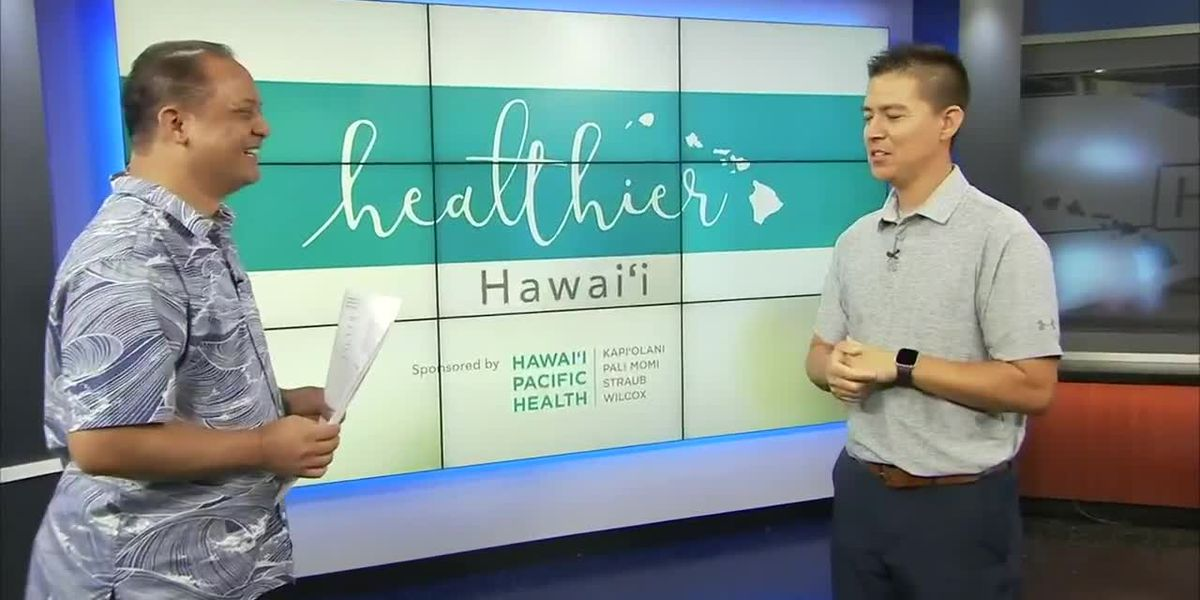 Healthier Hawaii: Health tips for getting your keiki ready for school