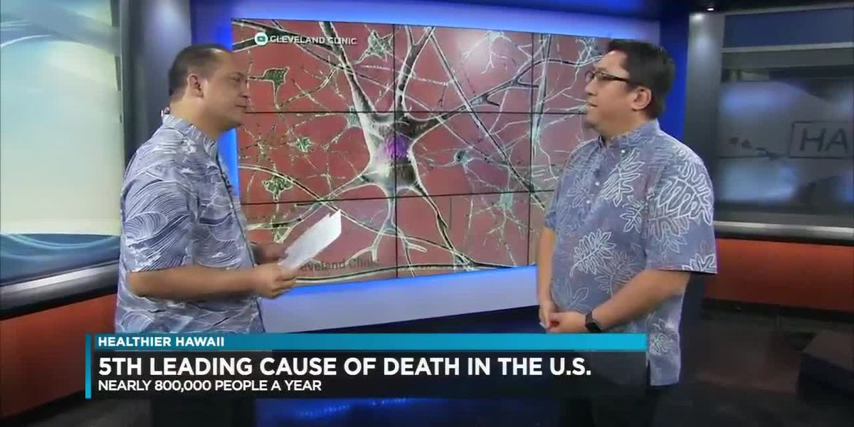 Healthier Hawaii: Risk factors and prevention tips for stroke