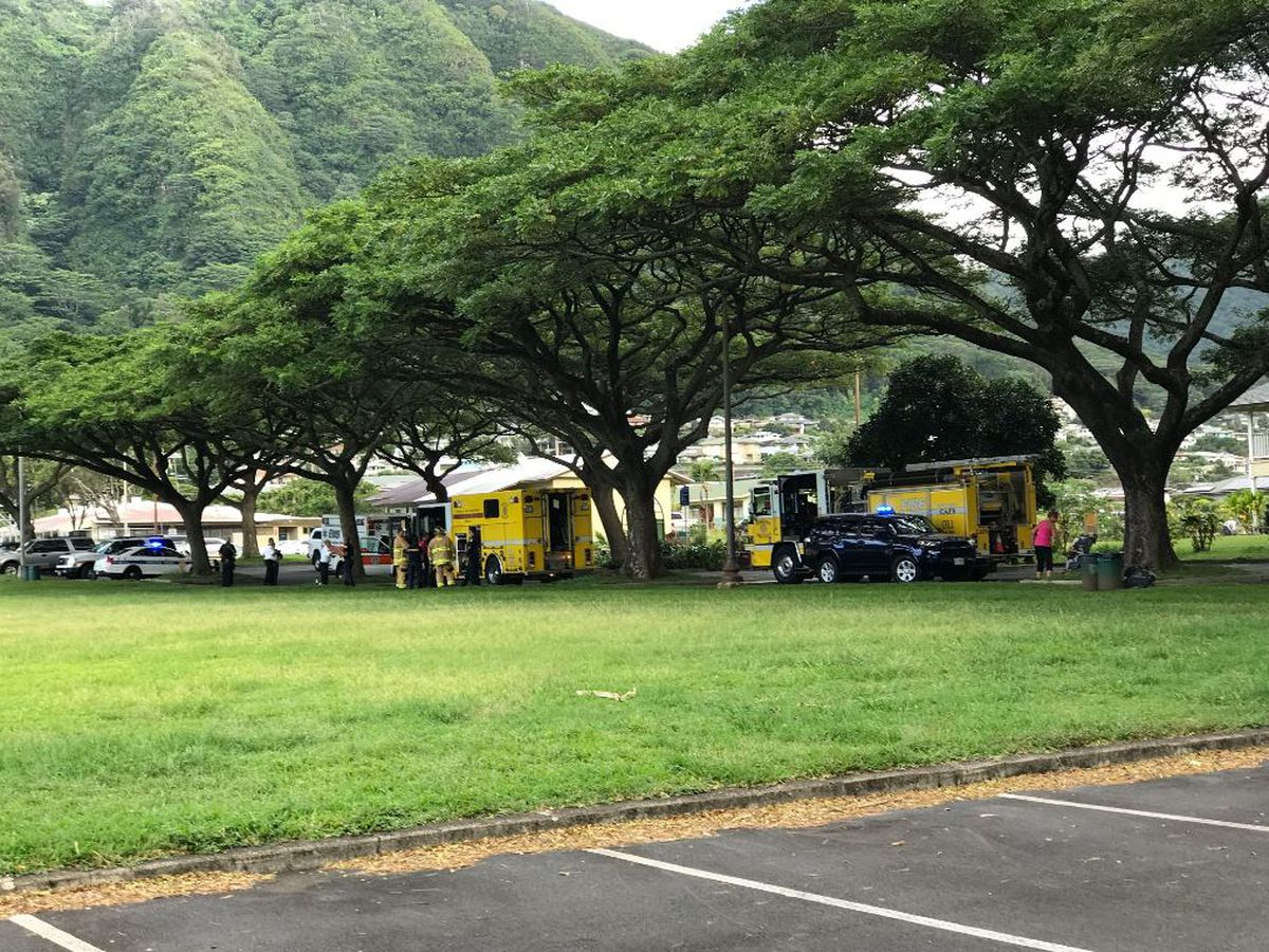 Hiker dies after falling nearly 100 feet at Manoa Falls