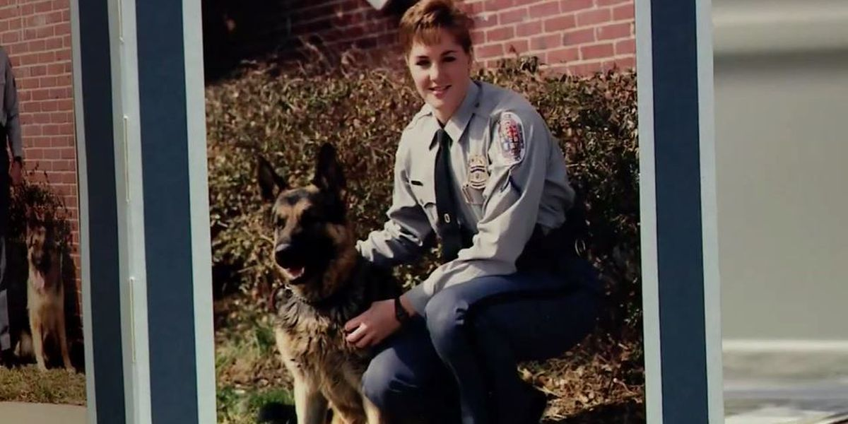 Former Md. officer jailed for ordering K-9 to bite suspect seeks pardon from Trump