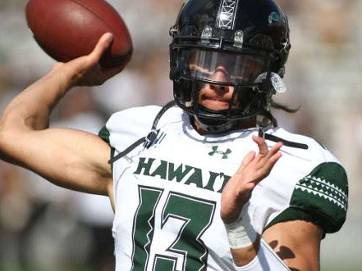 BYU defeats Hawaii, 49-23