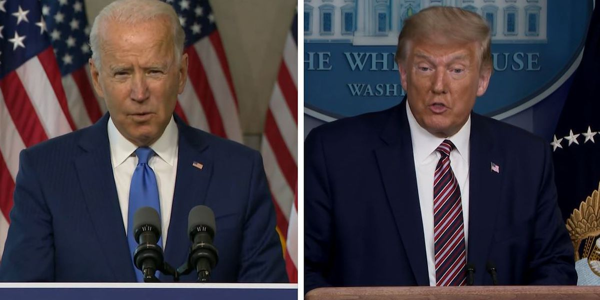 Face to face: Trump and Biden to meet for final debate