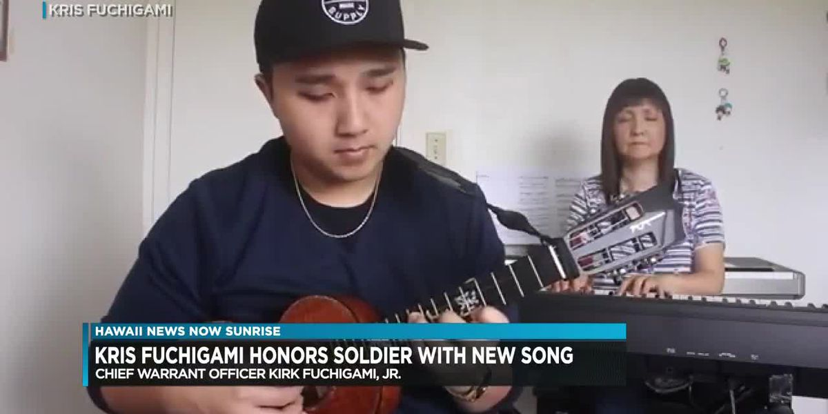 Local artist dedicates new song to fallen soldier