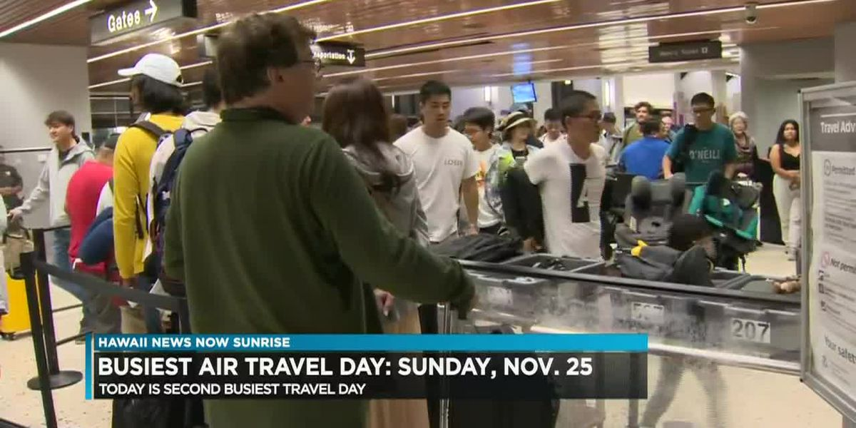 Millions of Americans to travel for upcoming holiday weekend
