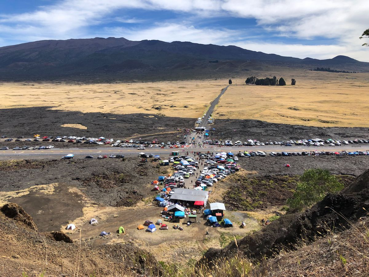 Plaintiffs seek judgment in lawsuit over Mauna Kea road