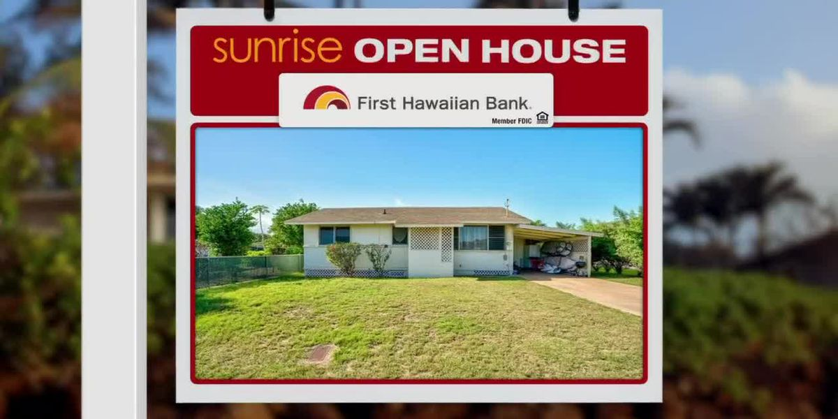 Sunrise Open House: Kauai