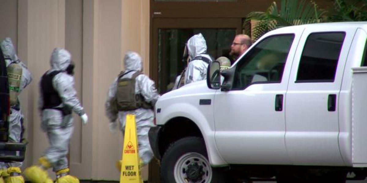 Suspected fentanyl dealer triggers massive raid at a Moiliili highrise