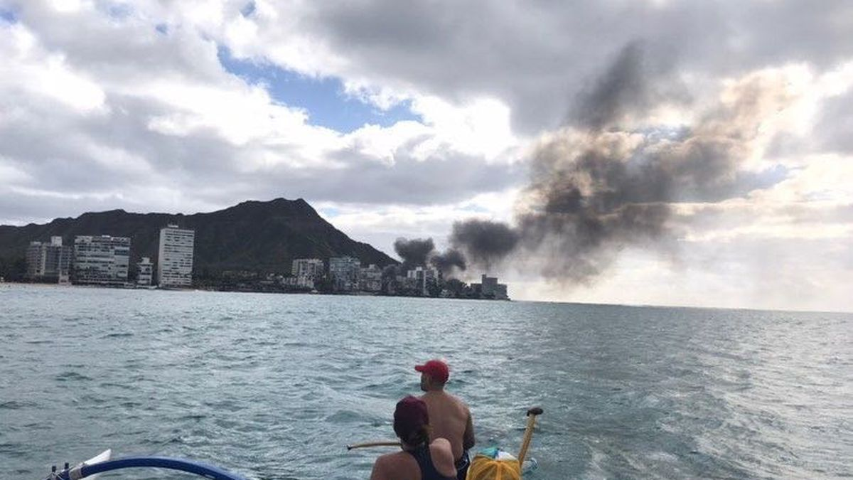 When tragedy struck, Hawaii went to social media to document ... and then grieve