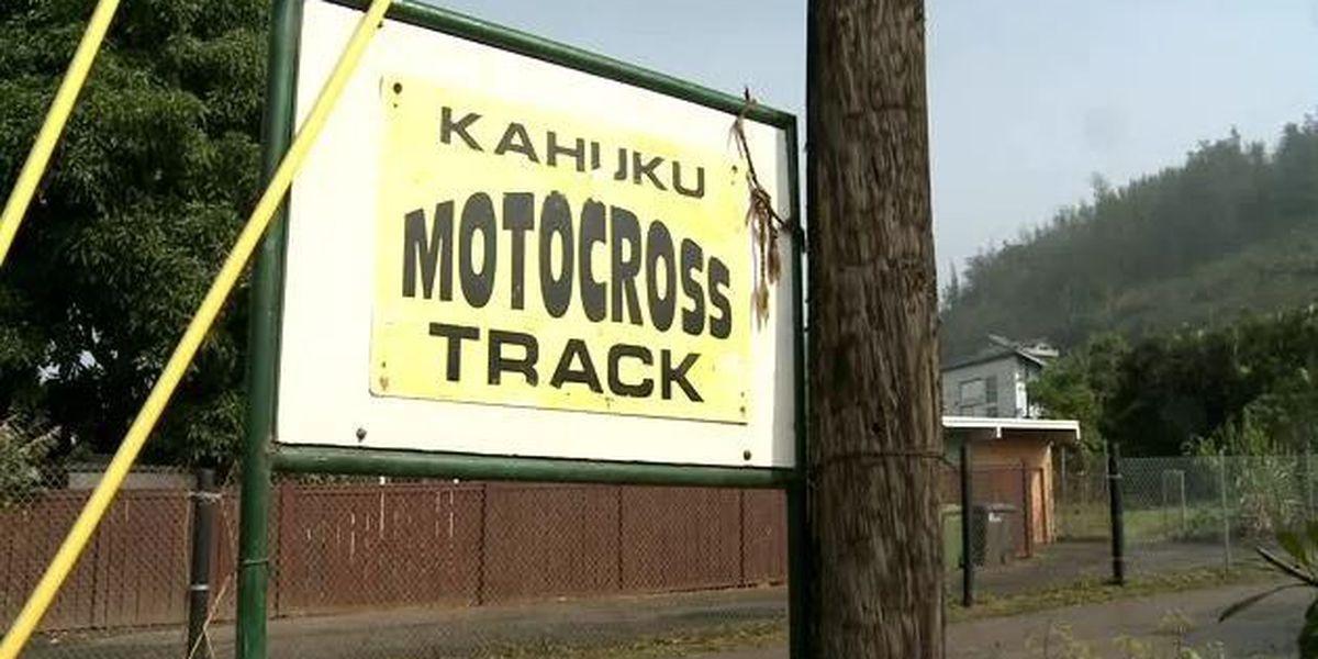 Injured Man Rescued Near Kahuku Motocross Track
