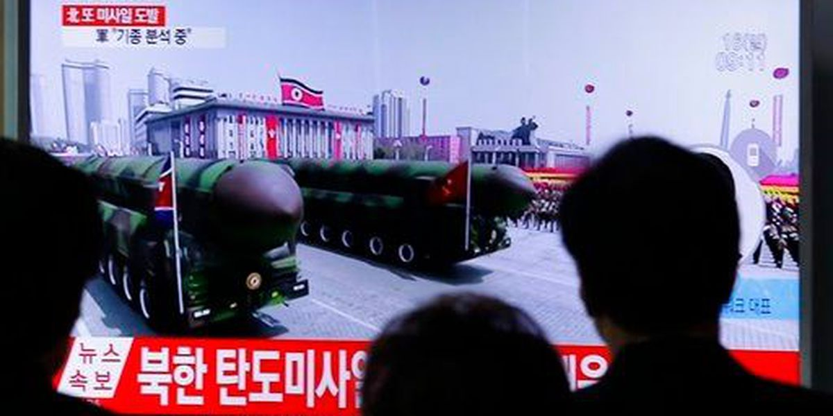 Amid fears of NKorea attack, CDC to discuss 'response to nuclear detonation'