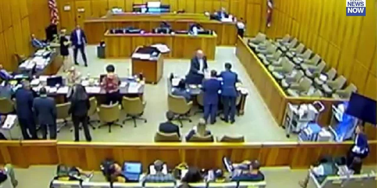 Surveillance video appears to show Kealoha lawyer scanning documents before later denying doing so