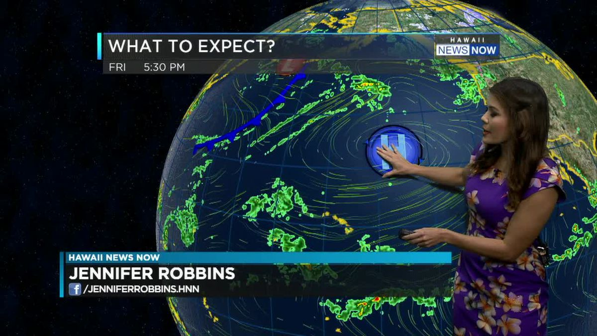 Trade winds steer us into the weekend