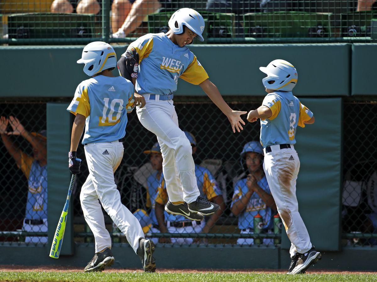 Maui team defeats New Jersey to advance in Little League World Series