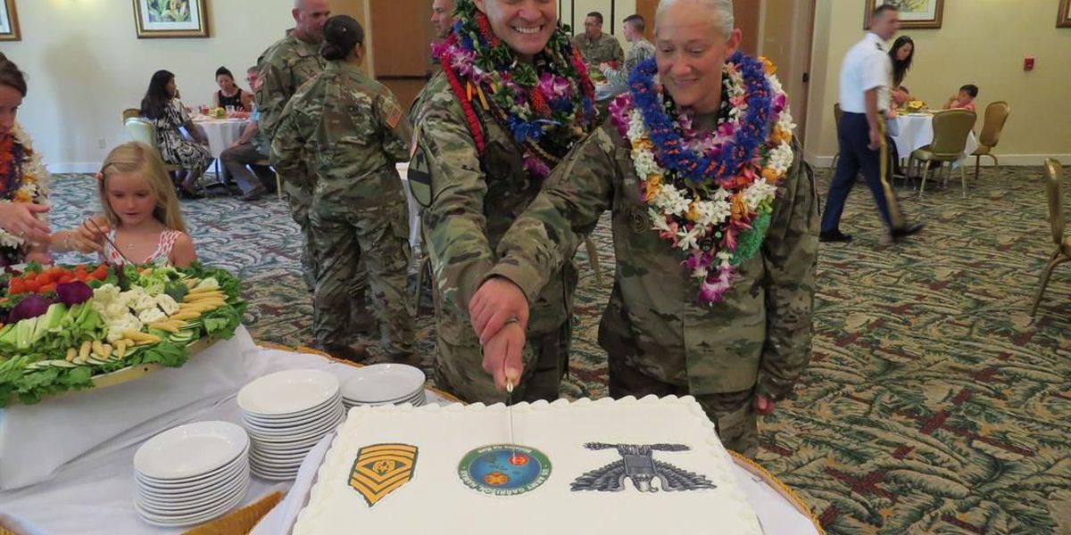 New leadership named for US Army Garrison-Hawaii