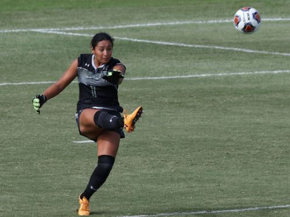 Mata named Big West Defensive Player of the Week following stellar weekend