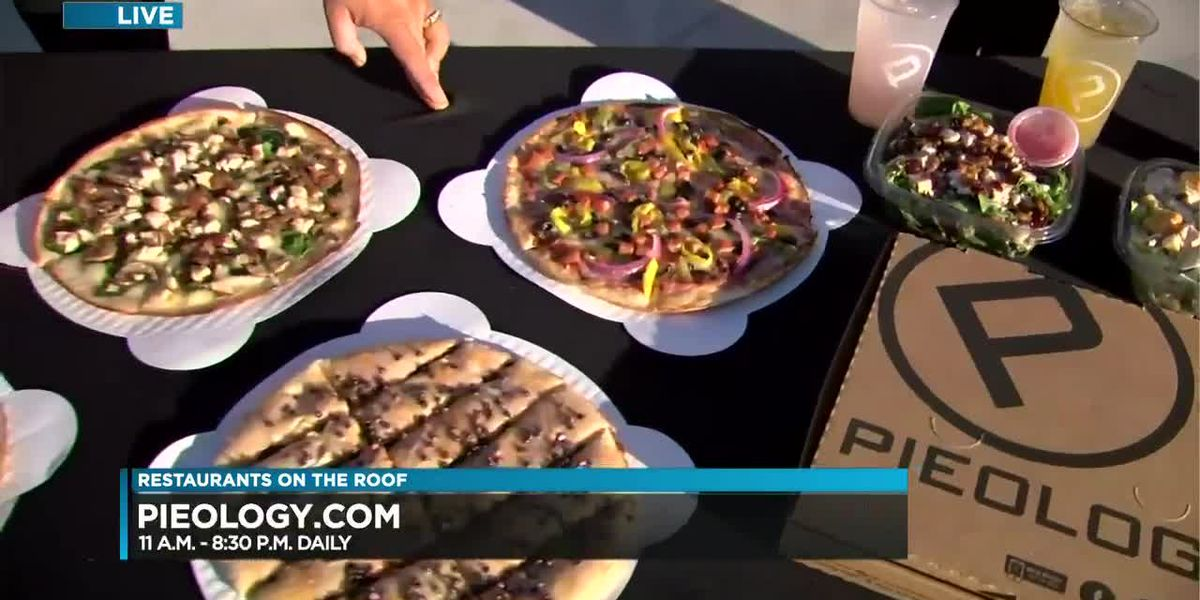 Restaurants on the Roof: Pieology