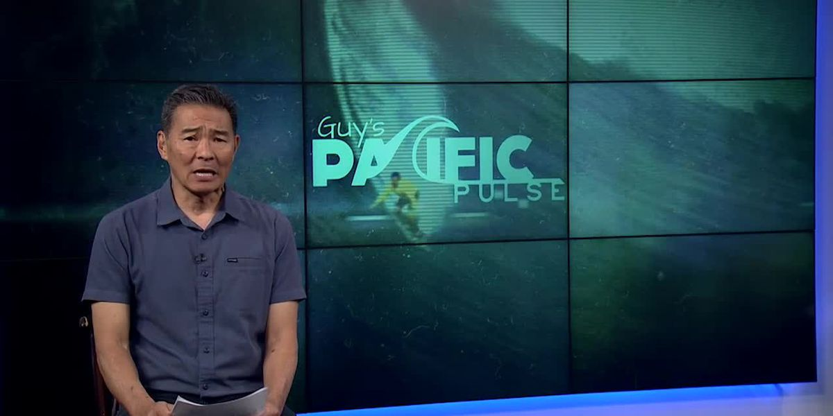 Pacific Pulse: Guy's Surf Videos