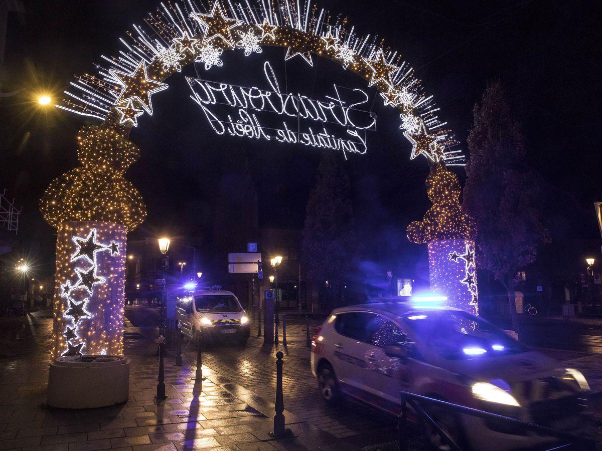 France hunts terror suspect who attacked Christmas market