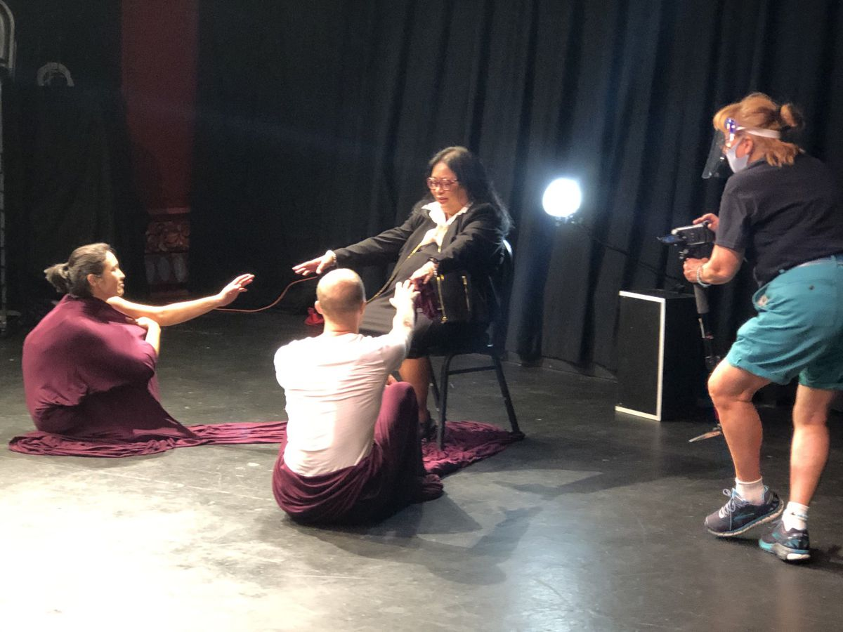 New production on domestic violence offers firsthand accounts to go beyond the statistics